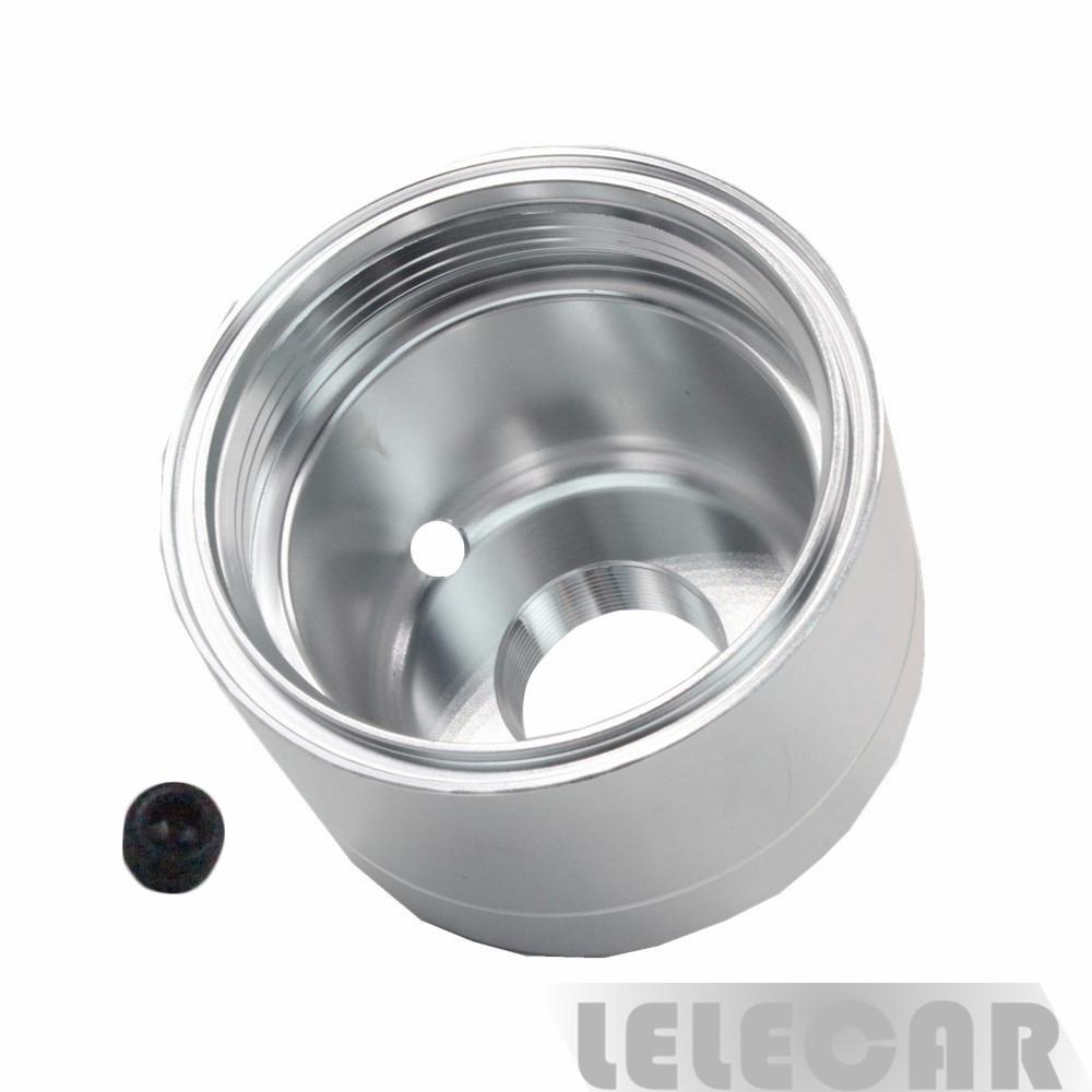 Fuel Filter Delete Alum For Duramax 6.6L LB7 LLY LBZ LMM LML Fuel Float Sensor