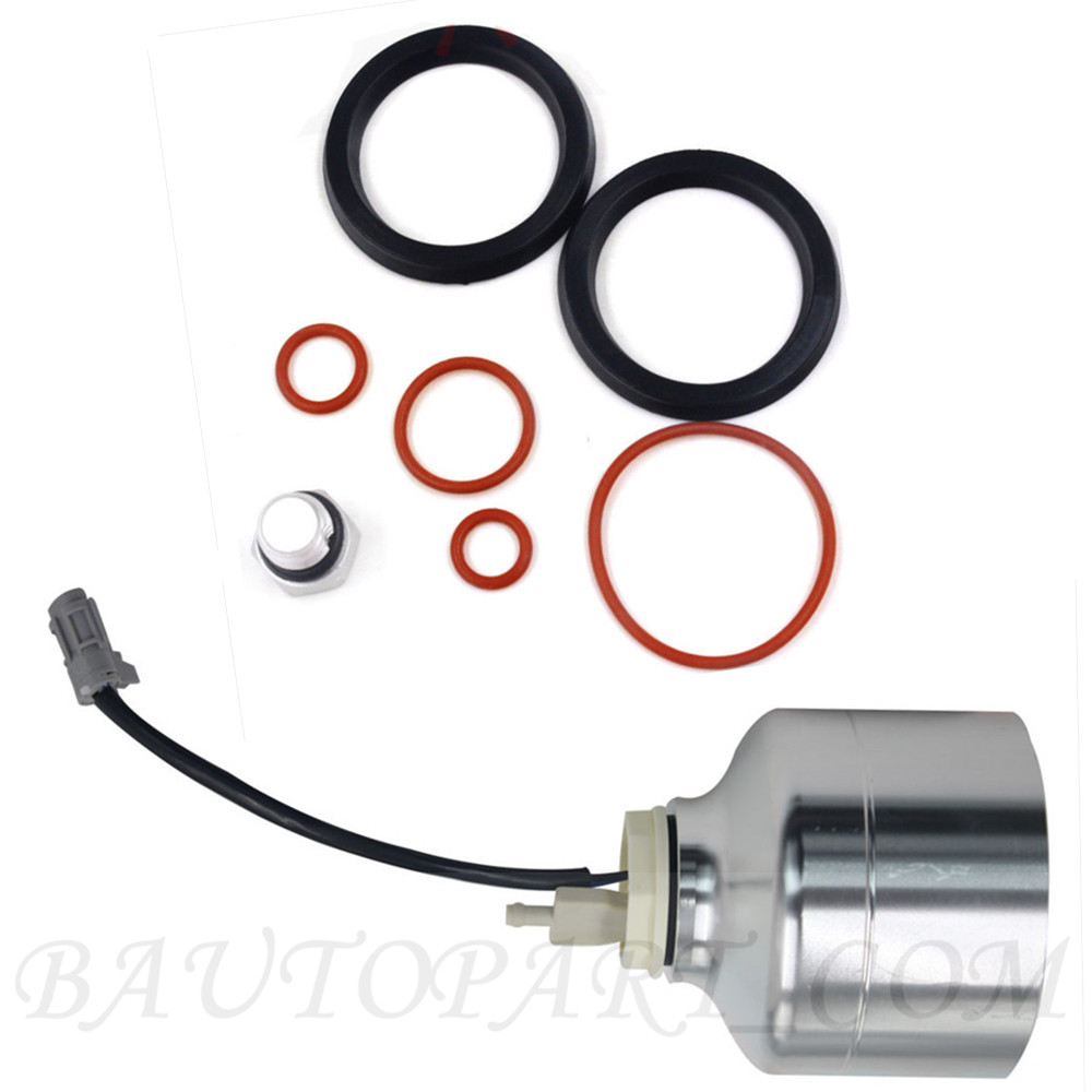 Duramax Fuel Filter Delete Kit & Water in Fuel Float Sensor & Primer Seal  Kit