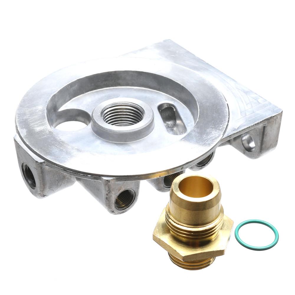 For Ford F250 F350 69l 73l Idi Diesel Fuel Filter Housing Header F2tz 9b249 A