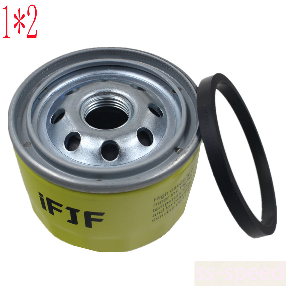 2 PACK OIL FILTER for Briggs /& Stratton PRO Series Engines 696854 Extended Life