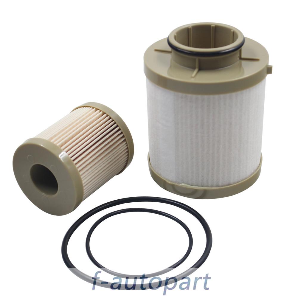 Diesel Oil Fuel Filter Kit Fd4616 2016 For 2003 2007 Ford 60l 6 0 Updated Powerstroke