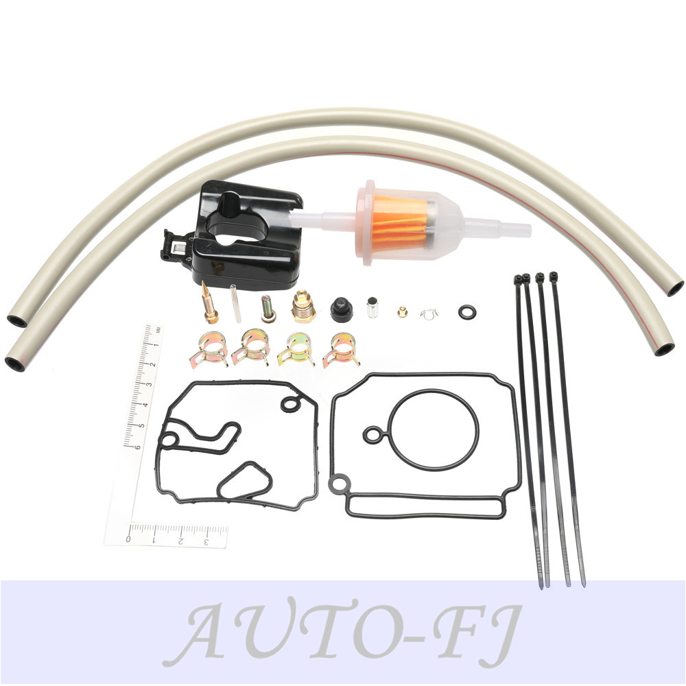 for yamaha 40 50 2 stroke outboard carburetor repair kit 6h4 w0093