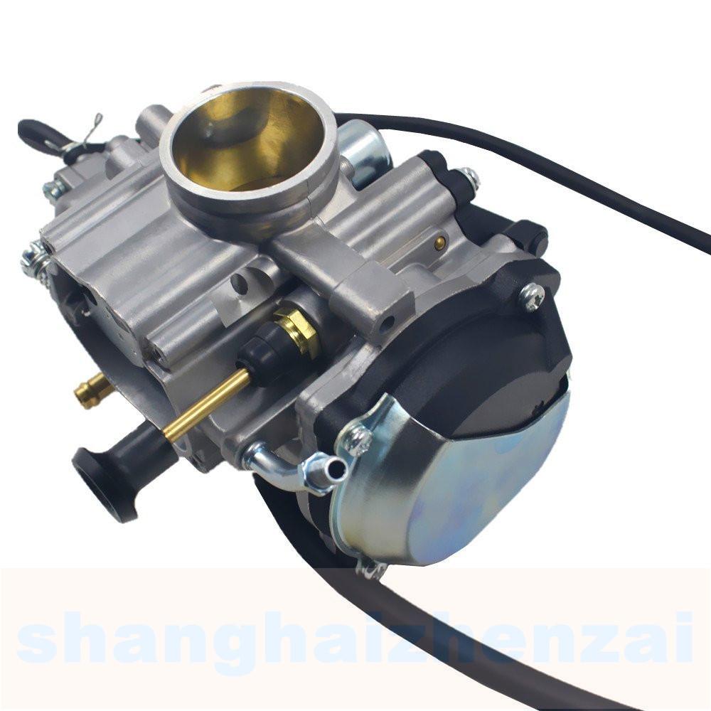 Intake Manifold Carburetor Carb for Yamaha Bear Tracker 250 YFM250 99-04 Rubber
