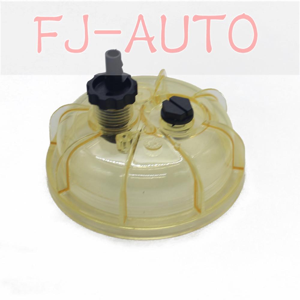 Racor Diesel Fuel Filter Plastic Bowl Water Drain Valve R45 P R60 S R90 S R60 T