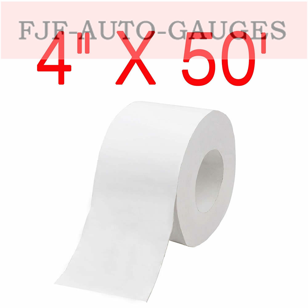 Rv Rubber Roof Repair Tape 1 1 4 Quot X 50 White Ifjf Trailer