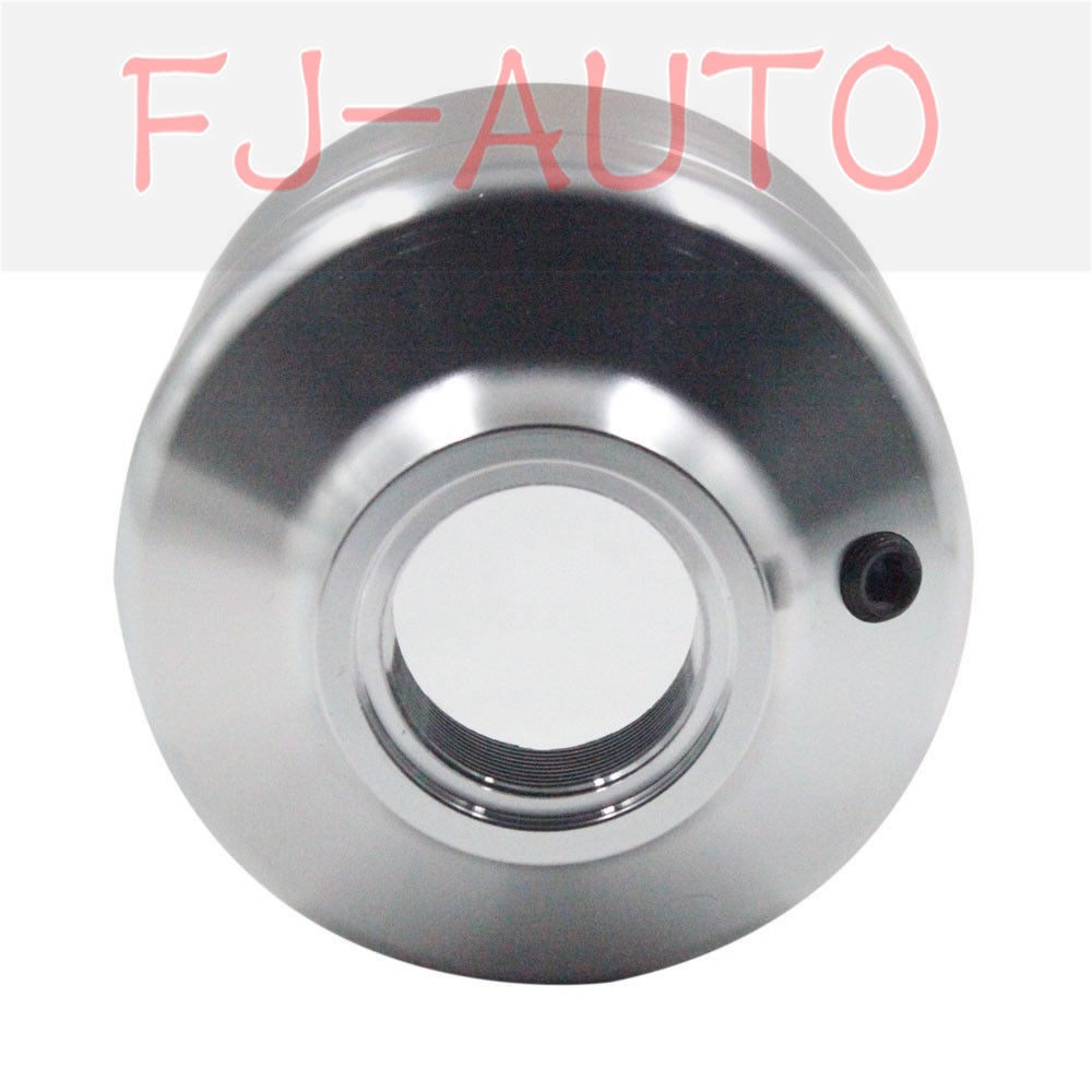 FOR 6.6L Duramax Fuel Filter Delete Aluminum 2001 - 2016 ...