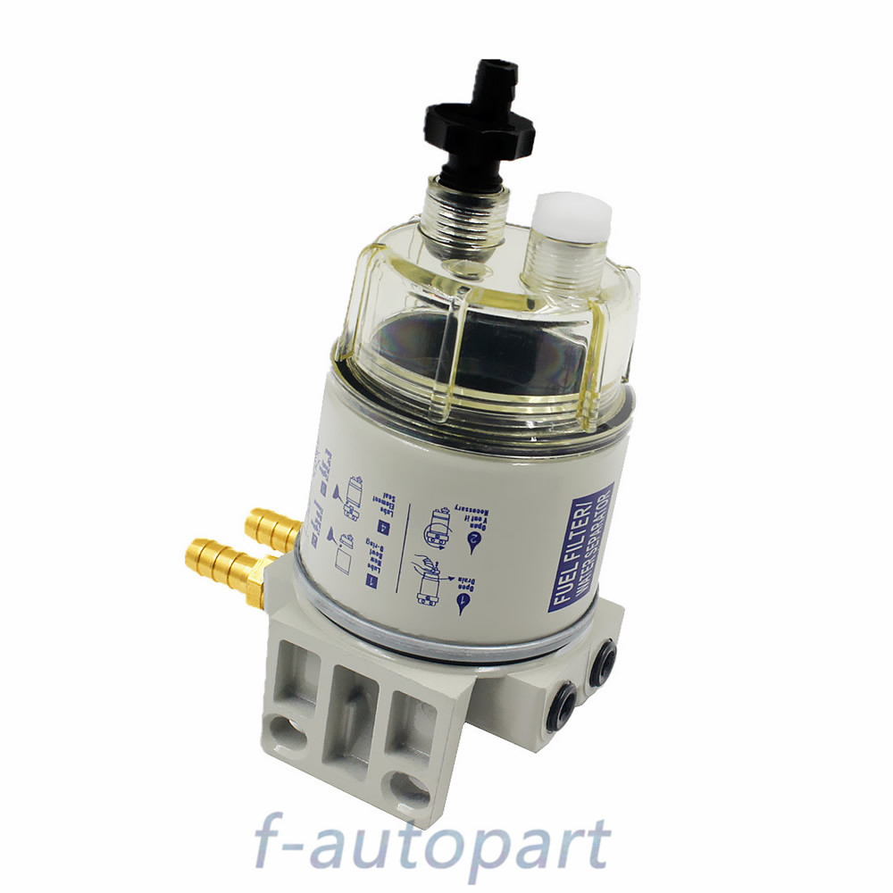 Fuel Filter Water Separator 120at For Racor R12t Marine Spin On Filters Hot Sale