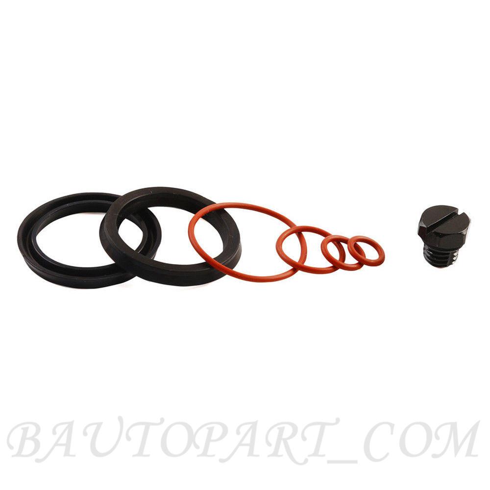 TP3018 Diesel Fuel Filter Duramax+Housing Seal Repair Kit+Bleeder Screw  Black