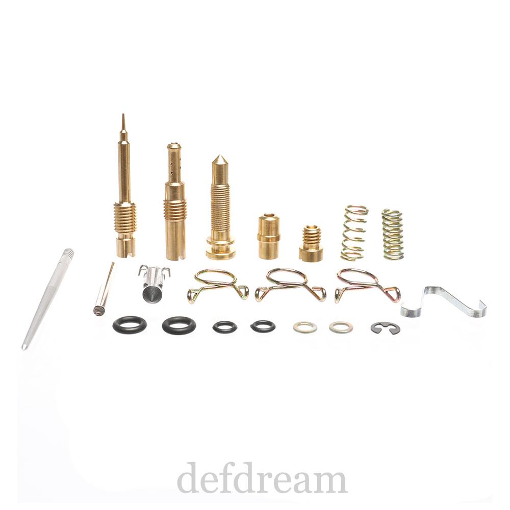 Carburetor Master Repair Kit: Demon 190000 Carburetor Master Rebuild