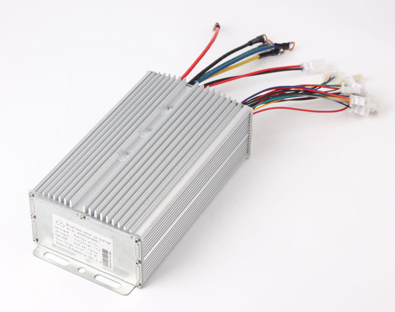 48v 2000w Electric Bicycle Brushless Motor Controller For Scooter Buy 1200w Dc 60v 72v Image Is Loading