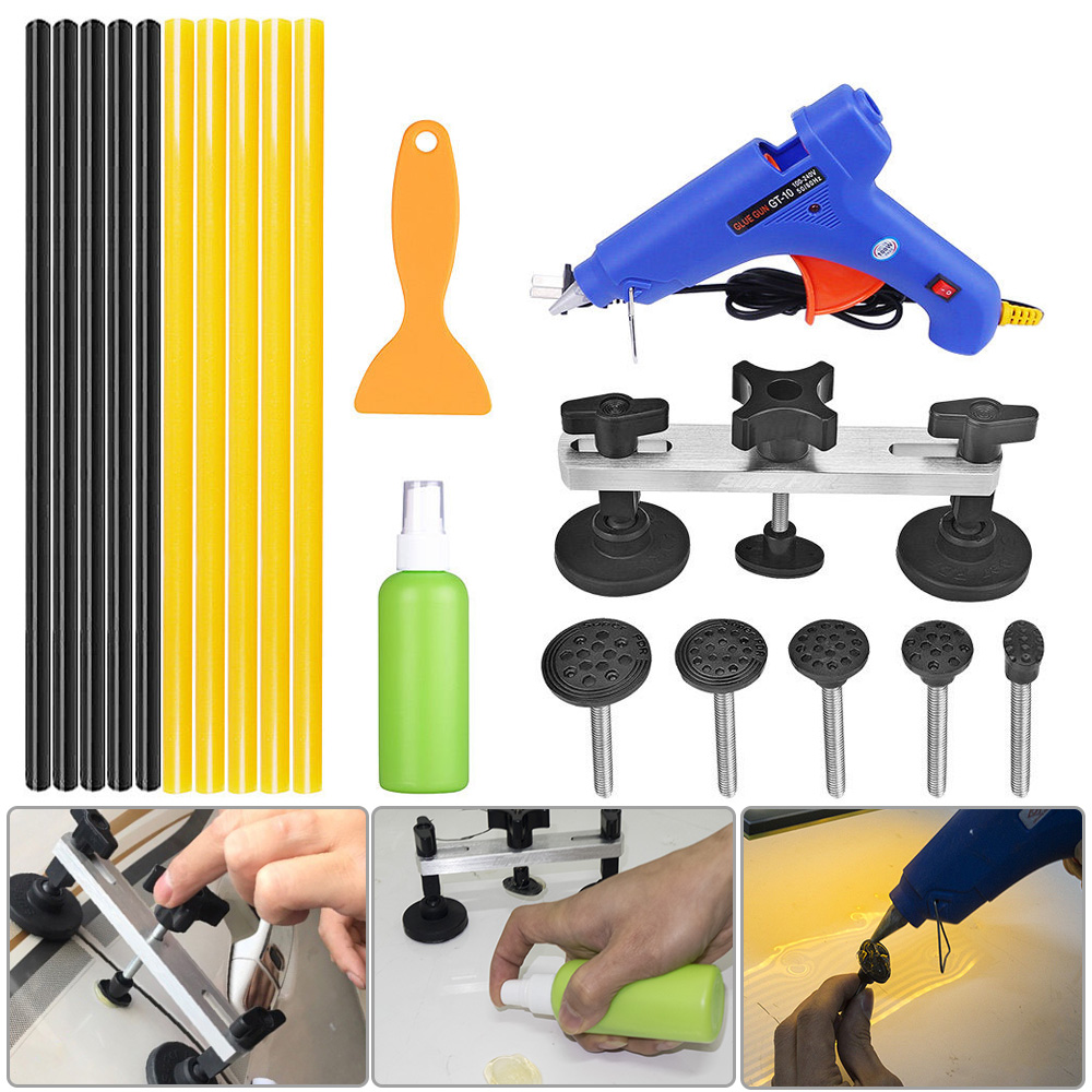 Paintless Dent Repair Pdr Tools Hail Dent Damage Removal