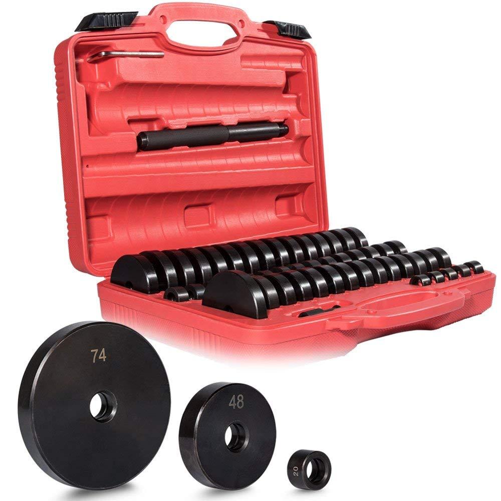 52 Piece Seal Drive Set, Bushing Removal Tool, Bushing Driver Set