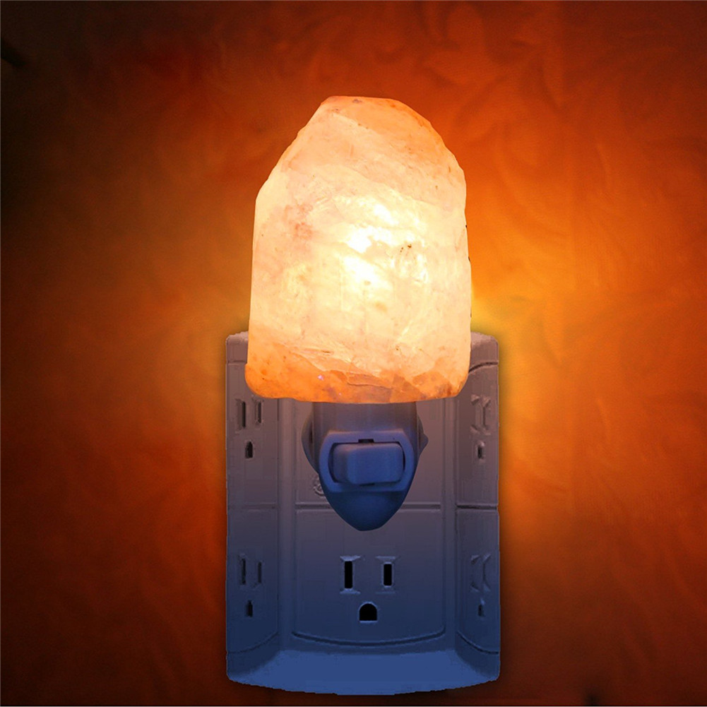 Bathroom Lights Pakistan natural himalayan salt night light pakistan crystal salt lamp