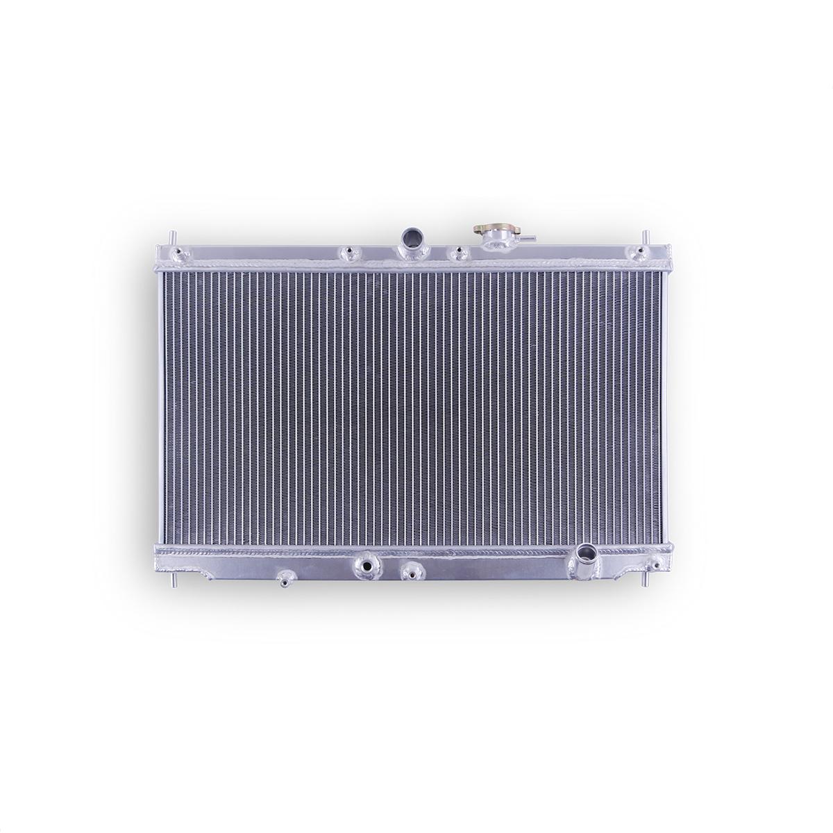 92-96 HONDA PRELUDE BB//BA//90-93 ACCORD CB H22//H23 3-ROW ALUMINUM RACING RADIATOR