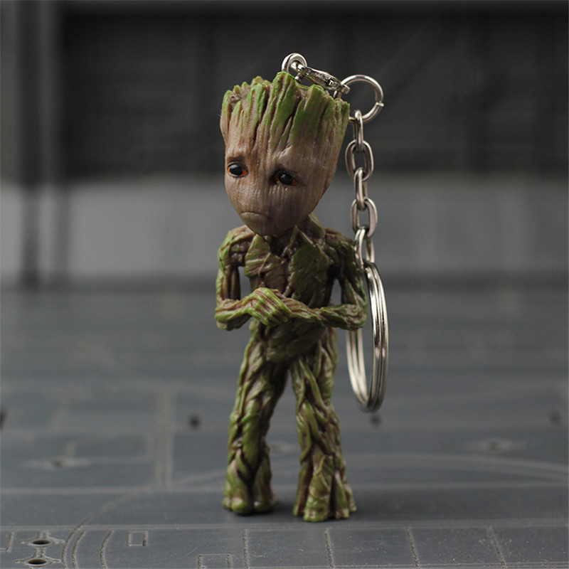 New In Box Guardians of the Galaxy Vol.2 Baby Groot Sad ...