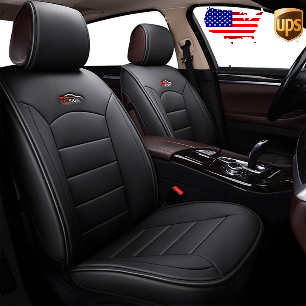 Incredible Details About 2Pc Car Suv Front Leather Seat Covers Cushion For Nissan Altima Sentra Rogue Set Theyellowbook Wood Chair Design Ideas Theyellowbookinfo