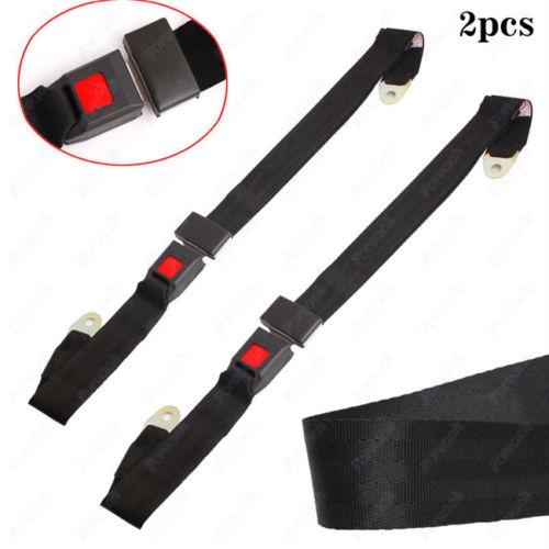 2 pezzi per migliorare il comfort Clip di regolazione per cinture di sicurezza
