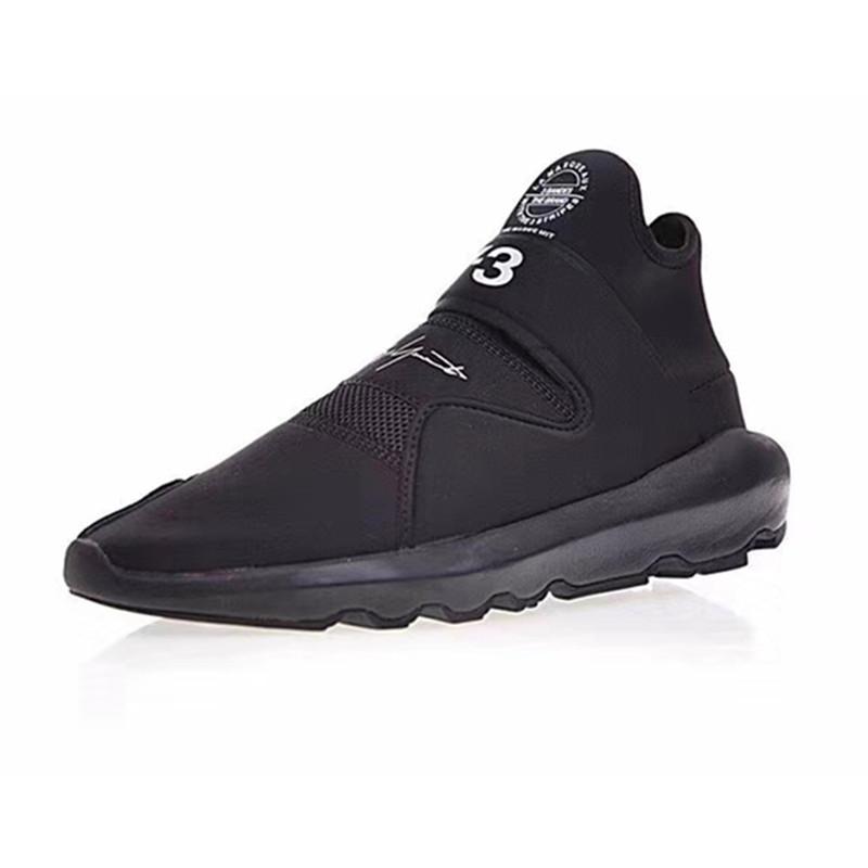 2cb67bea0cf NEW Y3 Suberou Yohji Yamamoto Sneakers Men s Black Boost Triple ...