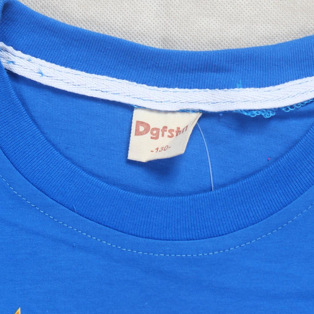 Sommer Freizeit Kurzarm Freizeit Sweatshirt Jungen Kinder Fortnite T-Shirt Tops