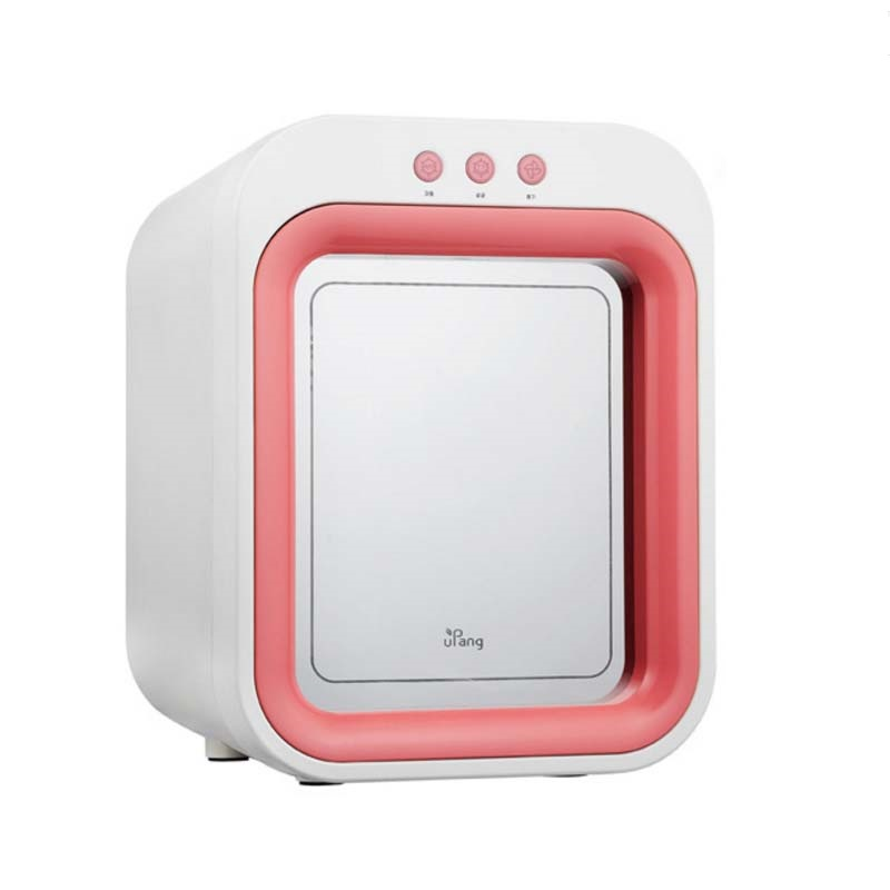 UPANG Baby Feeding Infrared Bottle Sterilizer 220V 60Hz Express Peach Pink