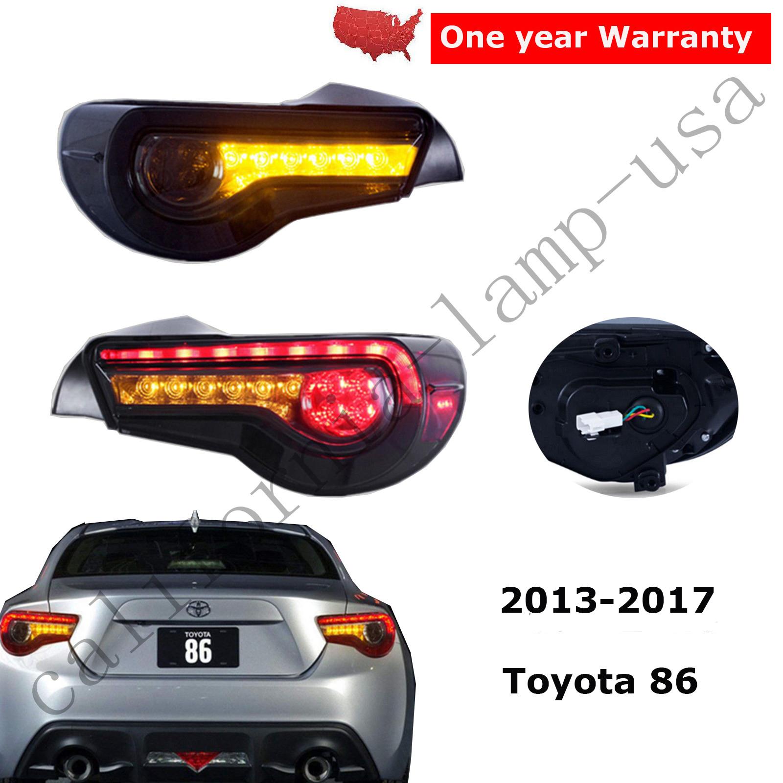 Lights Lamps For Rear Tail Haitiro Led 86 Fr Subaru Toyota S Scion dQBeWroCx