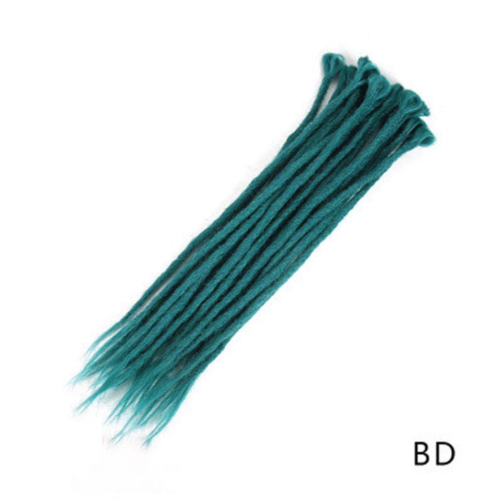 1 pc Synthetic Twist Crochet Braid Locs Dreads Dreadlocks Hair ...