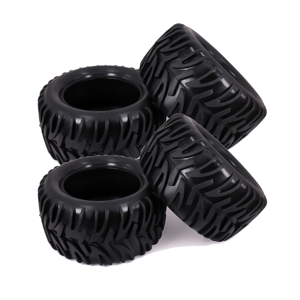 UK 4X RC Buggy Wheels&Tyres 110 Scale