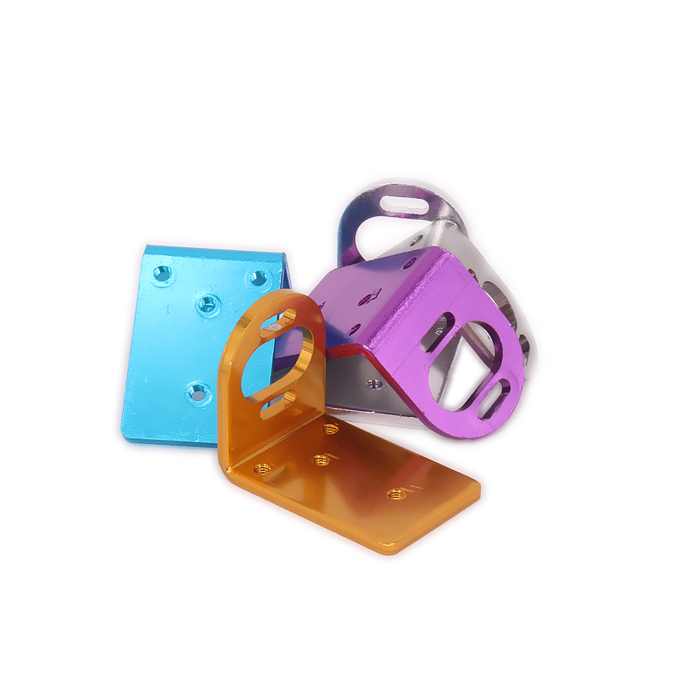 Purple Alum 540 Motor Mount For RC 1//18 Wltoys A959 A969 A979 K929 US Shipping