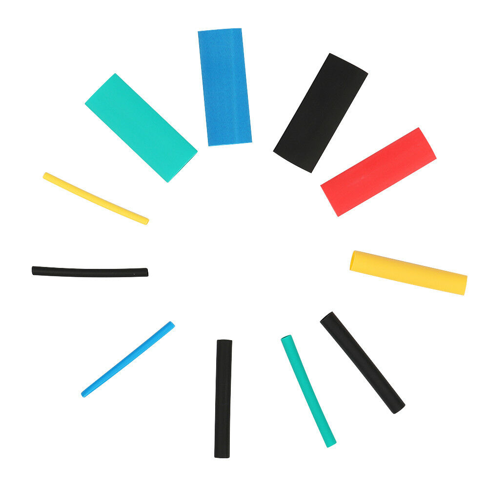 Dia 4mm Heat Shrink Tube 2:1 Polyolefin Cable Wire Tubing Sleeving All Colour