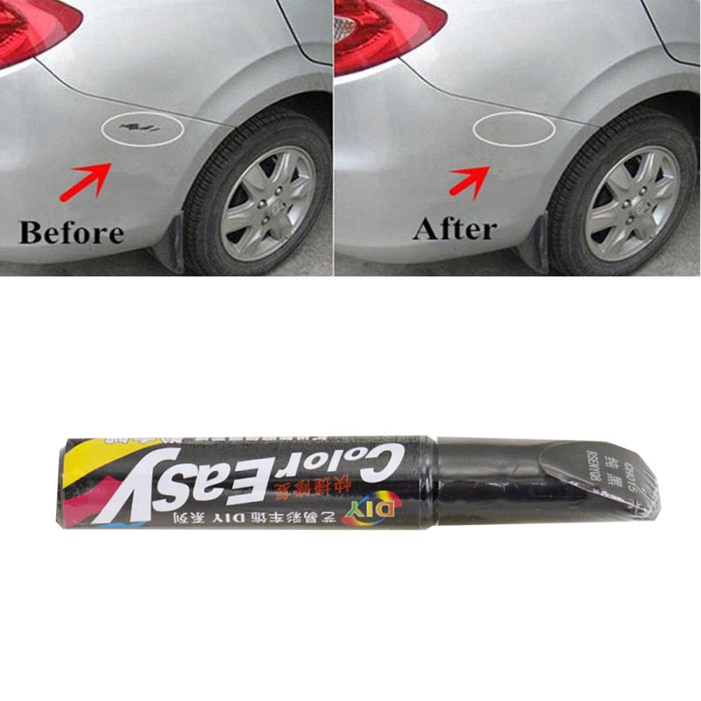 Details about Car Paint Repair Pen Scratch Remover Touch Up Clear Coat  Applicator Fix Tools