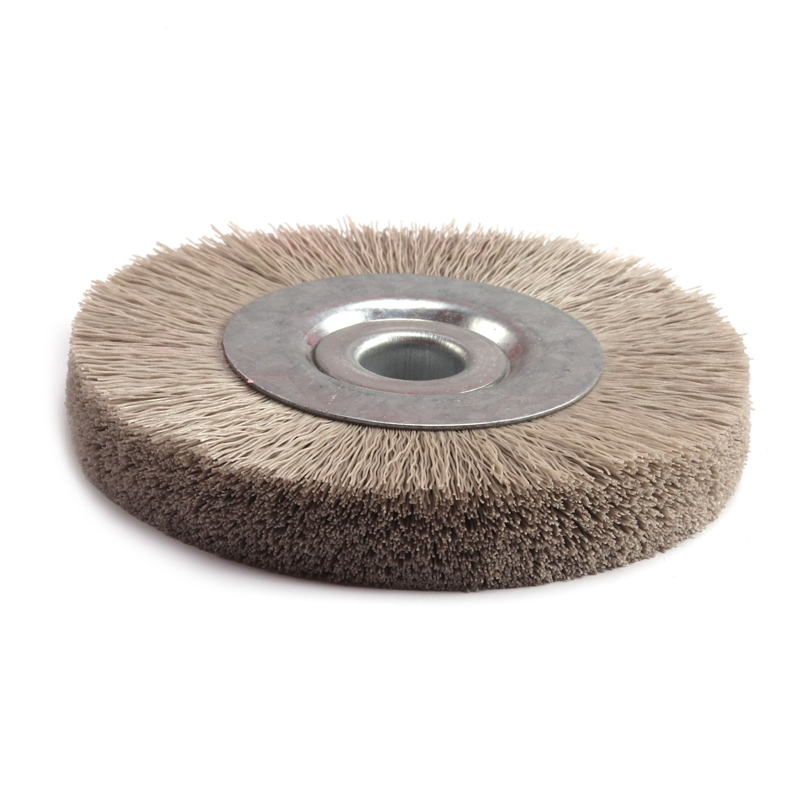 Superb Details About 4Inch Abrasive Nylon Wheel Brush Dupont Silk Wheel Polish Bench Grinder 600 Grit Gmtry Best Dining Table And Chair Ideas Images Gmtryco