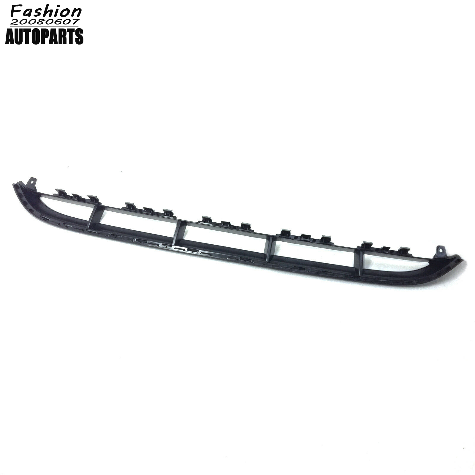 Brand New Black Front Lower bumper Grill Grille For Audi Q7 Sport Style 2010-2015 4L0 807 683 E