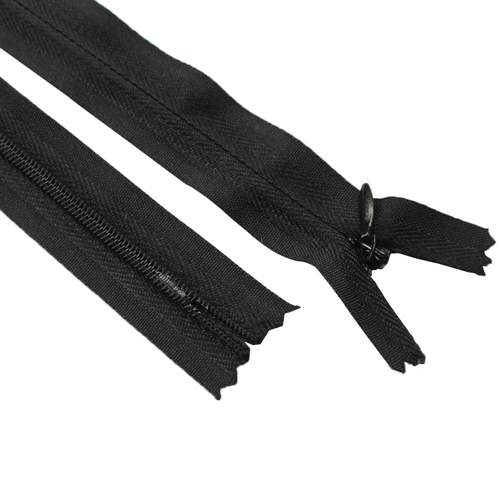 Listing 1 10 x Nylon Closed End Zips