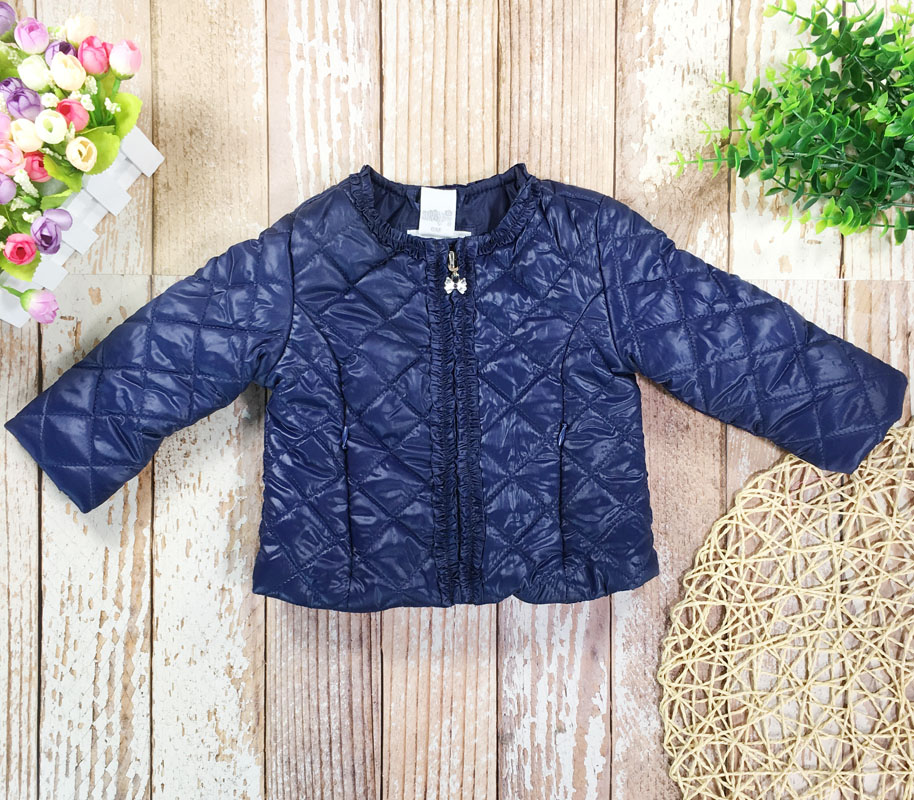 Toddler Infant Baby Boy Girl Suit Coat Winter Down Outerwear Jacket Size 6M-30M
