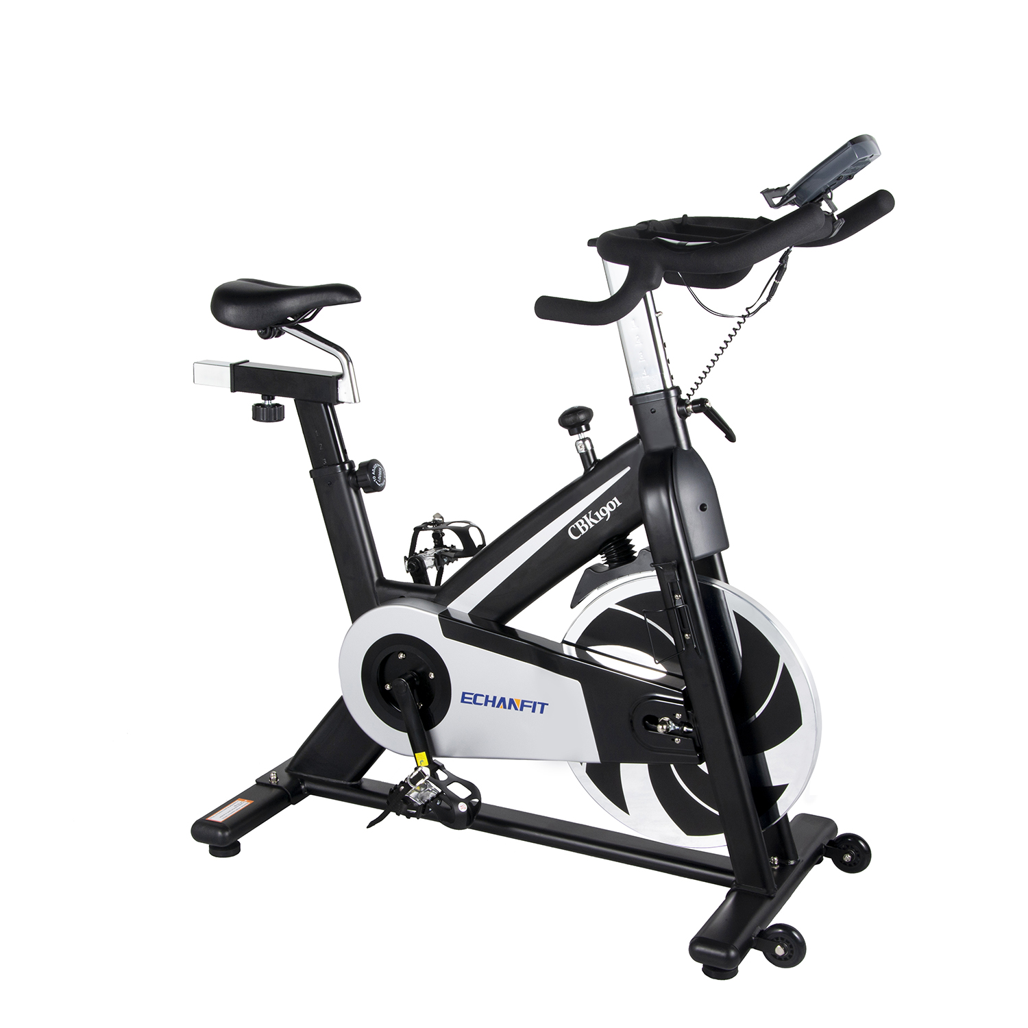 Details about Indoor Cycling Exercise Bike, Magnetic Belt Drive Indoor Bike, Home Gym Trainer
