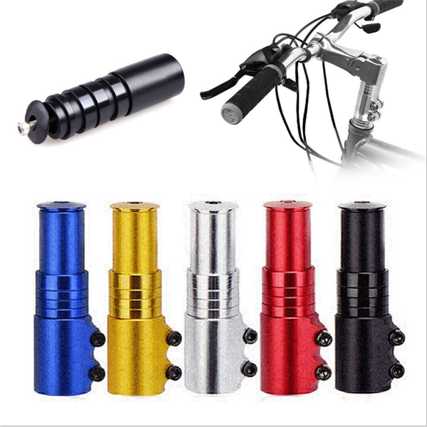 ENJOY® Bicycle Handlebar Riser Bicycle Fork Stem Extender 28.6mm Head Up Adapter