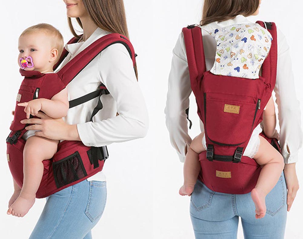 Baby Carrier Infant Breathable Kid Baby Sling Front Kangaroo Baby