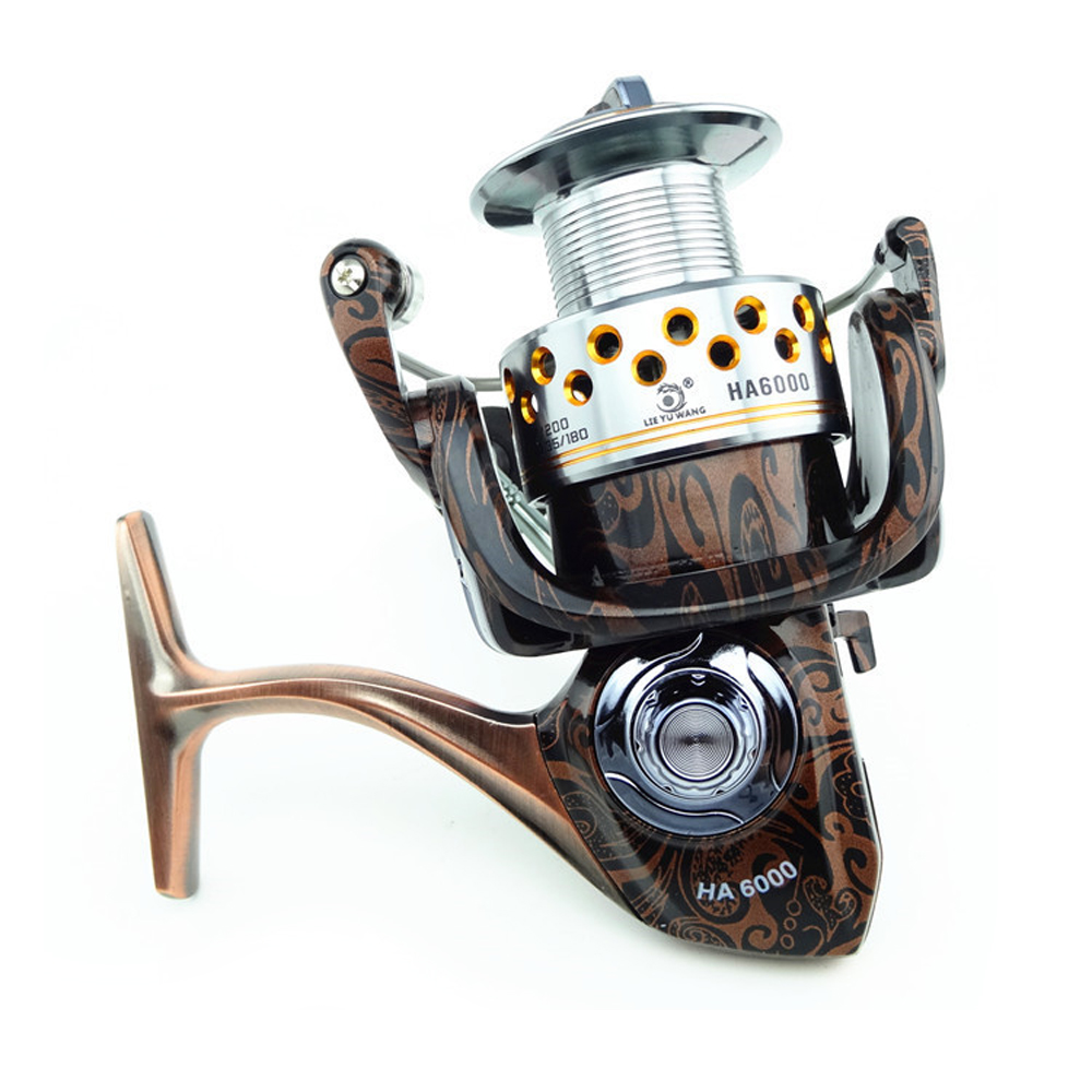 14bb spinning reel saltwater fishing reels ha1000 with freshwater, Reel Combo