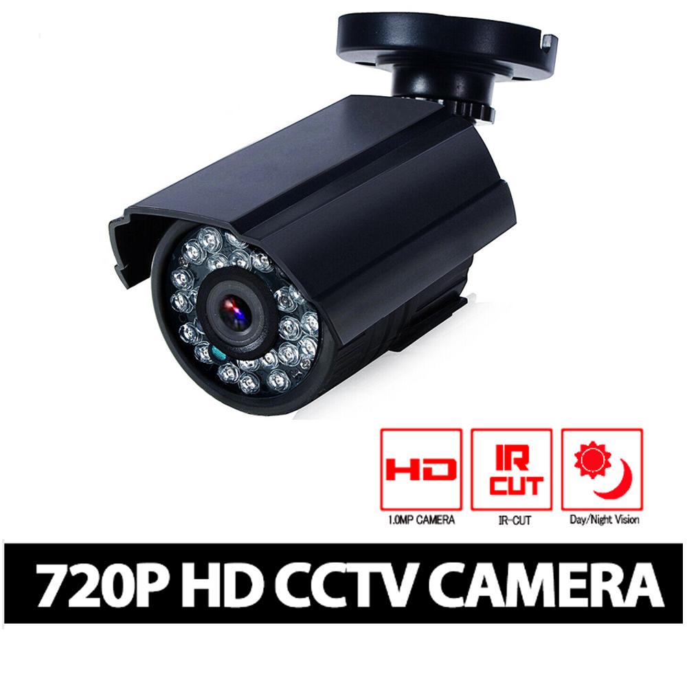 2.0MP 1080P CCTV Security AHD Camera Outdoor Bullet StarLight Low light 0.001Lux