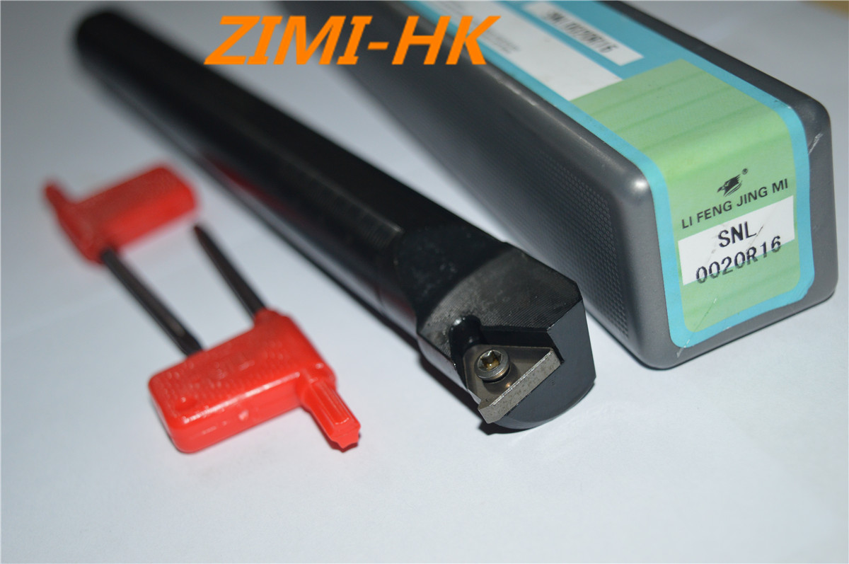 20×200mm SNL0020R16 HOLDER  FOR INSERT 16IR AG60// 16IR CNC