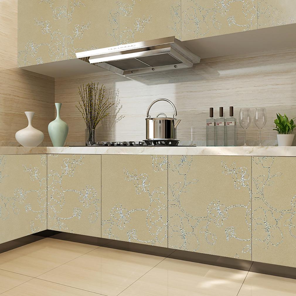 Küchenfolie Selbstklebende Folie Klebefolie Möbel Küche Möbelfolie ...