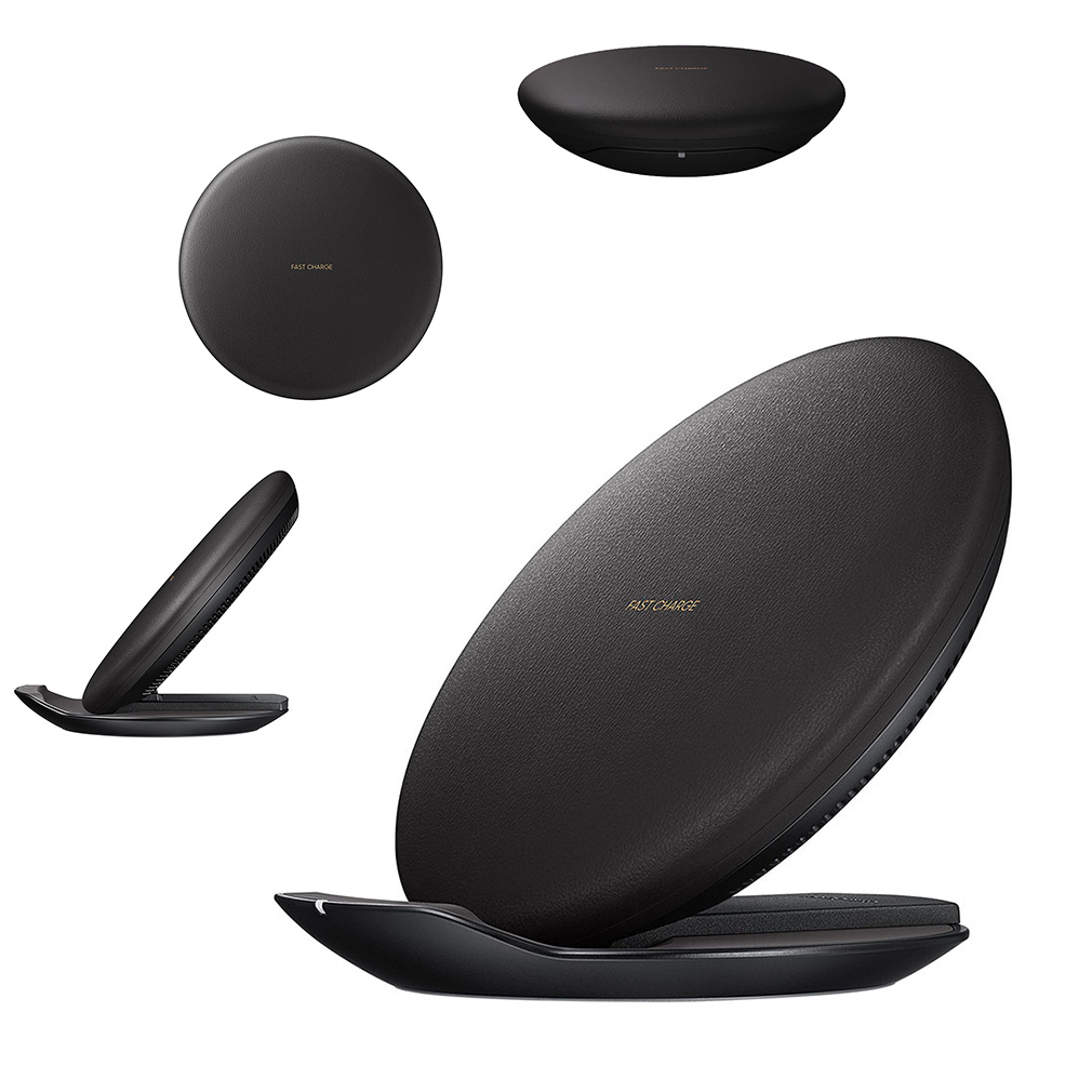 samsung induktive schnell ladestation ladeger t f r galaxy s9 s8 s7 s6 edge dhl ebay. Black Bedroom Furniture Sets. Home Design Ideas