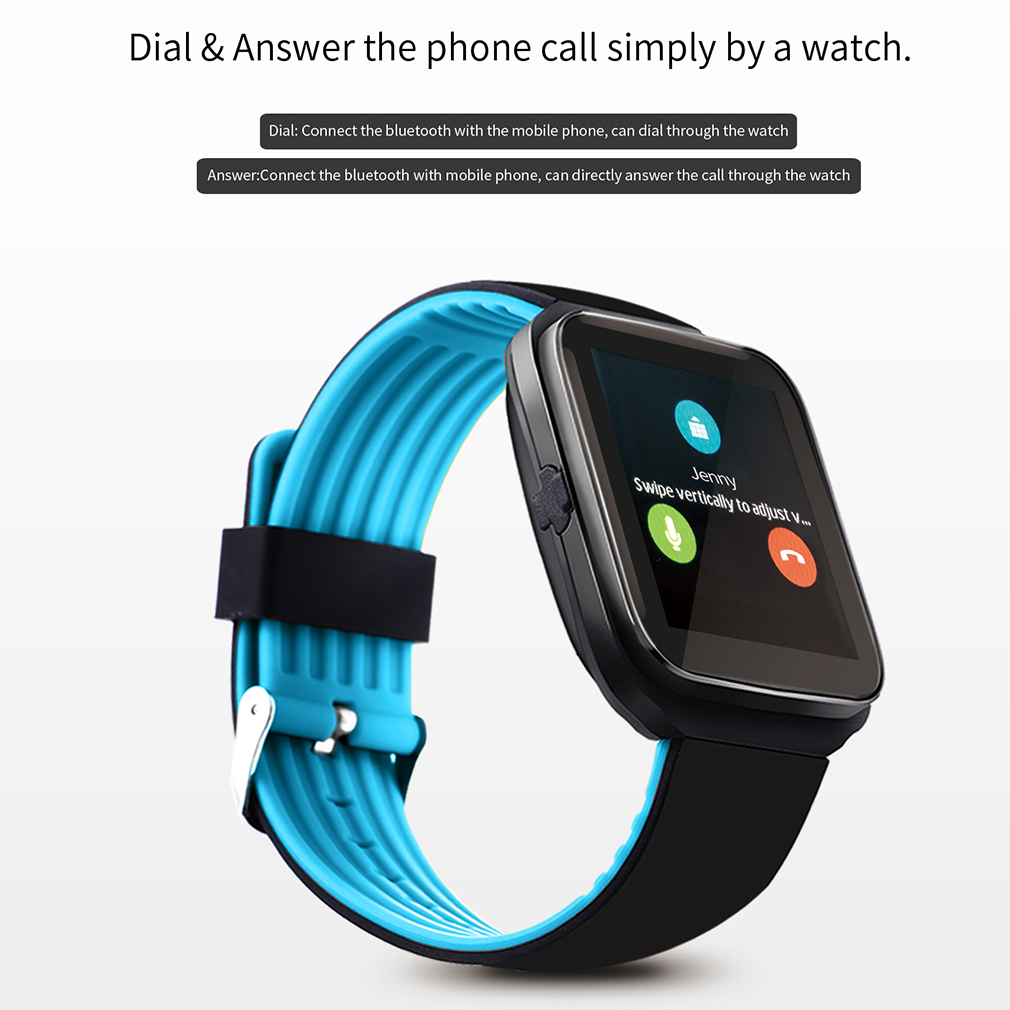 bluetooth smartwatch siri armbanduhr fitness tracker. Black Bedroom Furniture Sets. Home Design Ideas