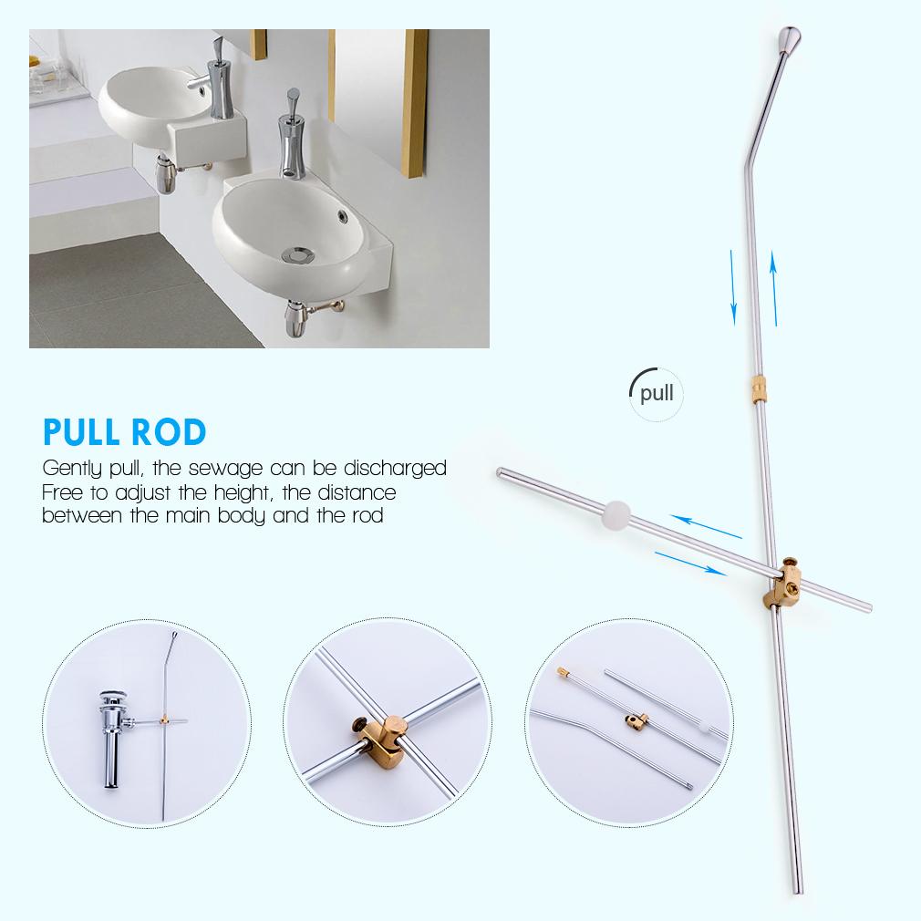 messing pop up ablaufgarnitur waschbecken mit berlauf ablaufgarnitur g1 1 4 de ebay. Black Bedroom Furniture Sets. Home Design Ideas