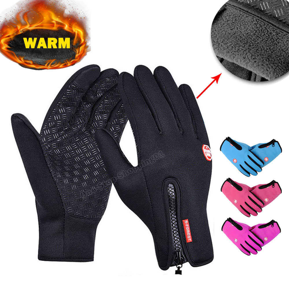 Knit Touch Screen Gloves for Man /& Women Unisex Winter Warm Touchscreen Glove