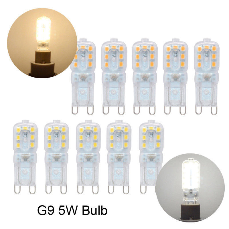 G4 G9 E14 LED Light Capsule Bulbs Replace Halogen Lamp Energy Saving AC//DC
