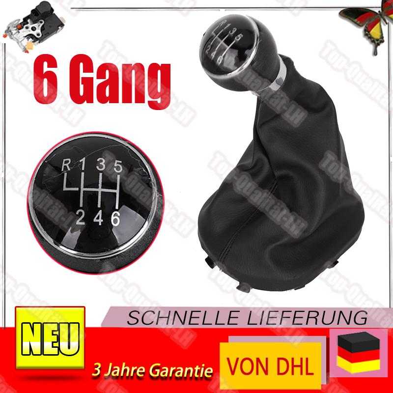 SCHALTKNAUF SCHALTHEBEL 5-GANG FÜR VW TOURAN 1T1 1T2 1T0711113R *NEU*