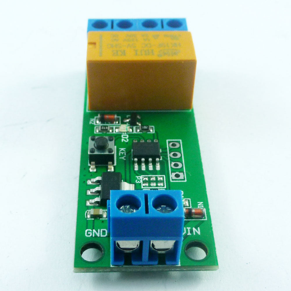 5v12v Dc Motor Reverse Polarity Cyclic Timer Switch Time Repeater Electronic Lamp Including Delay Option Relay