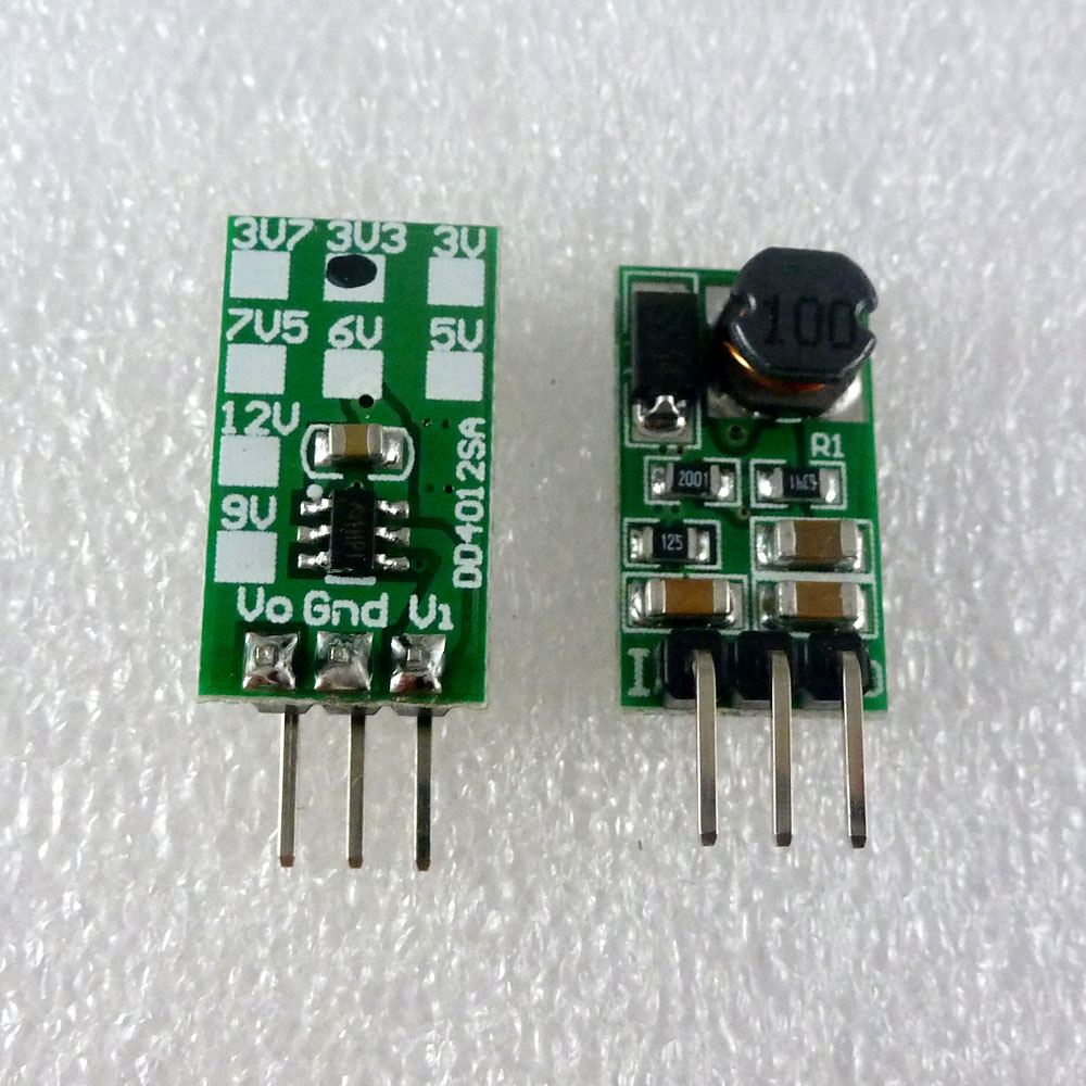 9 V Regulator Using 7809 12 40v To 9v Voltage Dc Converter Step Down Buck Module Repl