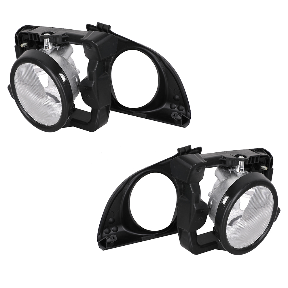 Set Of 2 Clear Lens Fog Light For 2009-2010 Acura TSX LH